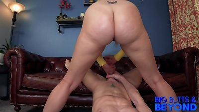 ginormous asses & Beyond: assfuck queen Layla Price gets her booty plumbed *FULL 4K VIDEO*