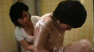 mature ayako breaks in youthfull sanjee in very first film glamorous stepmother