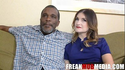 Adreena Winters and Richard Mann Interview for FreakMob Media