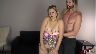 Mom Blackmailed by Son - Fifi Foxx and Cock Ninja
